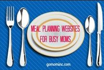 Busy Mom Meals / by Molly Hayden Gold