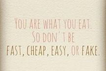 Inspirational Quotes / food for the soul <3