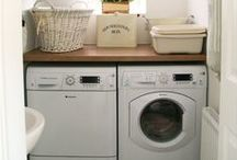 Laundry room ideas / {Contry chic, shabby chic, cottage and rustic ideas for your laudry room. Idee Contry chic, shabby chic, cottage e rustic per la vostra lavanderia.}