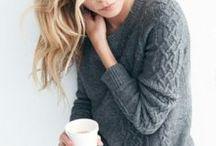 A U T U M N / FALL || CARDIGANS || HOT COFFEE || BROWNS || KNITS