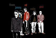 Radiohead / by Elizabeth Shroyer