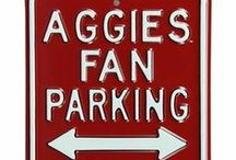 On The Road / Aggies show their spirit anywhere they can...in their homes, on clothing, and especially on the road!  / by Texas A&M University