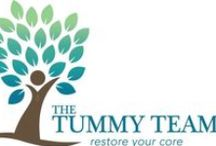 What is The Tummy Team / Who we are. What we do. Find out more at TheTummyTeam.com or find us on FB and Twitter!    We can help with diastasis recti, pelvic/back pain, pelvic floor dysfunction, pre/postnatal core weakness and more.