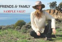 Friends and Family Sample Sale