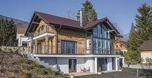 Architektenhaus mit viel Holz