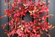 Autumn vibes / Autumn decor & beautiful landscapes.