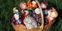 Russian souvenires Matryoshka dolls / Russian souvenires  Русские сувениры Матрешки Matryoshka Dolls