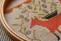 MAKE {Embroidery} / by Lisa Calle