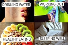 Self and Fitness / ....things that motivate...inspire...teach...healthy living, fitness and self confidence....! / by Rachelle