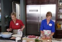 Trisha's Southern Kitchen / In the kitchen and cookin'!