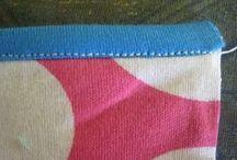 Sewing-tutorial / by Akiko Vissac