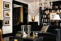 LIVING ROOM / Inspirational living room spaces.