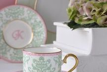 It's Always Time for Tea / by Heart of a Hero: Crafts for a Cause