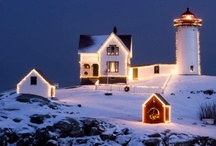 lighthouses / by Susan Krall