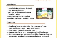 Food - Recipes! / More Recipes from online!