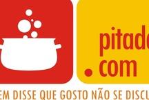 PITADA.COM - Rede Social de Gastronomia / www.pitada.com Criado em 2010, o site pitada.com, une todas pessoas que de alguma forma adoram a gastronomia.