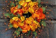 Wreath's / by Sherry Sevage