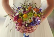 wedding bouquets / by Susan Krall
