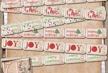 Christmas - Crafts & Ideas / by Lynda Nielsen