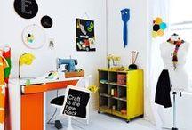 Art/craft Studio Workspaces