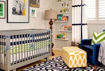 NURSERY INSPIRATION / Beautiful baby rooms!