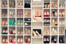 Dream Shoe Wardrobes