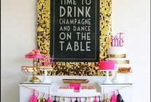 Bachelorette Party / by Kiley Walcher