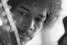 Jimi Hendrix / One of the greatest guitarist that ever lived. / by Arnold Watson
