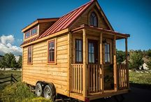 Tiny homes / My favorite tiny homes / by Jared Greener-Vigil