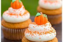 Fall Treats & Desserts