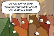 Camping Funnies