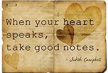 Crafts: Crafty Quotables / Quotes and inspiring words on the theme of crafts and handmade.