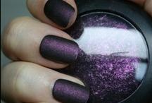 Beauty - Nails  / Mani/Pedi Ideas / by Amy Joann