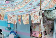 * Travel (Tiny Caravans/AirStreams) * / Dreamy Fun! / by Lula Pomme