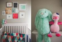 kid rooms / by Rhonna Torres