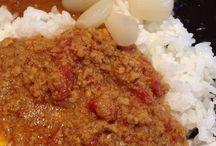 no curry, no life