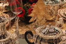 Table setting / by Kathy Stevens