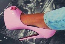 heels and pumps / by Tasha koku