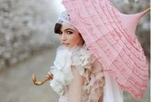 Umbrellas.......Parasols... For Any Day / by Margaret Darby