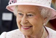 British Royalty - Her Majesty Queen Elizabeth II / by Amy Joann