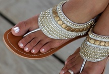Sandals & Flops / by Chrissy Martin