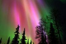 Aurora Borealis / Love these!!! Absolutely beautiful pins. / by Rozalie Tingley