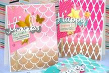 Donna Salazar Designs {Clearsnap} / Projects and Designs featuring our partner products with Donna Salazar Designs.