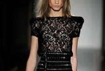 Short Style Black Dress