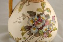 Beautiful Floral China & Glassware / by Margaret Darby
