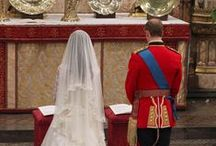 British Royalty - The Royal Wedding 2011 / The day Prince William and Catherine Middleton married April 29, 2011 / by Amy Joann