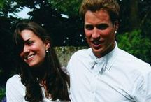 British Royalty - The Cambridges, Dating Years / Following Prince William and Kate Middleton through their college years up to their engagement / by Amy Joann