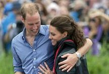 British Royalty - The Cambridges, 1st Year of Marriage / Following the first year of marriage of Prince William and Catherine, Duke and Duchess of Cambridge.  From April 29, 2011 to April 28, 2012 / by Amy Joann