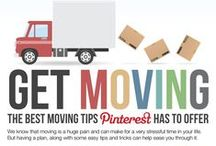 ⌂ Moving Tips | New House or Apartment / #house #home #move #moving #packing #homeowner #pack #tips #organize #organizing #plan #tips #relocation #relocating #apartment #boxes #tips #house #buying #selling  / by TxTerri Tips