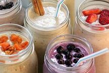 Smoothie Recipes / Good-For-You Food